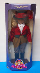 Vintage 1991 Target Store Dolls of All Nations Collection ENGLAND