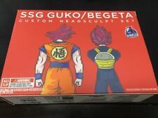 Demoniacal Fit - SSG Custom headsculpt set for SHF Goku&Vegeta New in stock