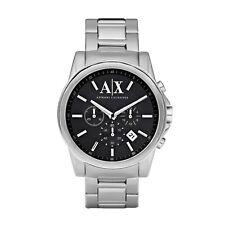 Reloj Armani Exchange Outerbanks AX2084, Plateado **Envío 24h Gratis**