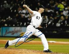 Scott Carroll Chicago White Sox Signed 8x10 Photo w/COA