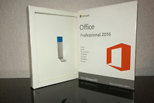 Microsoft Office 2016 Pro 32/64 Bit Full Version For WindowsPC - Lifetime Key