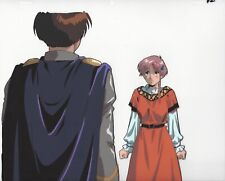 Orguss 02 OVA Production Anime Cel w/ Matching Sketch