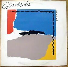 GENESIS ABACAB  NO REPLY AT ALL ME AND SARAH JANE LP 1981 MINT