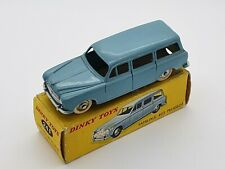 BEAUTIFUL VINTAGE DINKY TOYS 24F PEUGEOT 403-U5 FAMILIALE FROM 1958