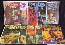 Star Wars Episode I Iv V Vi & Anakin Skywalker Lot (Vf/Nm) Dark Horse Comic