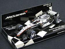 Minichamps McLaren Mercedes MP4/20 2005 1:43 #10 J.P. Montoya (COL) GP GBR (JS)