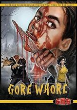 Gore Whore 760137813699 (DVD Used Very Good)