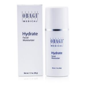 NEW Obagi Hydrate Facial Moisturizer 48g Womens Skin Care