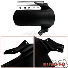 Motorcycle Black Rear Splash Guard Mud Fender For BMW F800 GS Adventure 2014-16