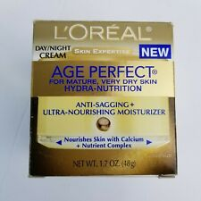 L'Oréal Paris Age Perfect Hydra Nutrition Day/Night Cream Mature Very Dry Skin
