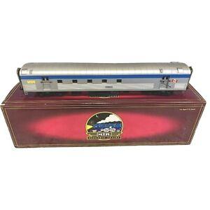 20-68118 MTH VIA 70' Streamlined RPO Passenger Car - Ribbed