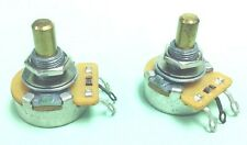 2 Peavey Vandenberg Guitar (Vol & Tone) Control Pots New Old Stock