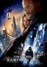 BABYLON A.D. Movie POSTER 27x40 Vin Diesel Michelle Yeoh M lanie Thierry G rard