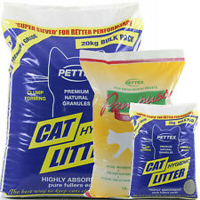 CatCentre® Ultra Hygienic Pine Wood Pellets or Gravel Clumping Cat Kitten Litter