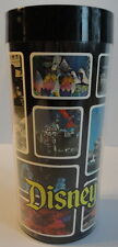 Walt Disney 1970s Disneyland Vintage New Thermo - Serv Tall Tumbler Still Tagged