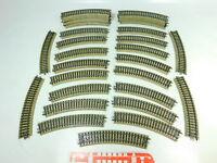 BU121-2 #39 x Märklin H0/Ac 5100 Track Piece / Rail Bent M TRACK