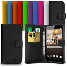 Custodia Case Flip Cover Pelle Portafogli Libro Anukku Per Huawei Ascend Mate 2