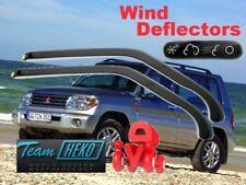 MITSUBISHI Pajero Pinin 1998 - 2006  5D  Wind deflectors 2.pc HEKO 23329 FRONT