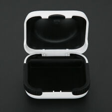 Hearing Aid Case Portable Protective Storage Case For Hearing Aid (White)