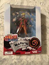 """Naruto Shippuden 4"""" Sage Mode Naruto figure- MIB NEW"""