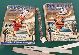 Pinocchio Animato Mussino-Franceschini