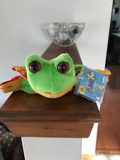 New Webkinz Tree Frog Sealed Code Stocking Stuffer