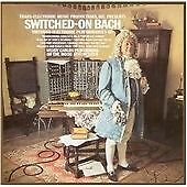 Switched-On Bach - Wendy Carlos Audio CD