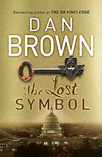Dan Brown Books with Dust Jacket in English