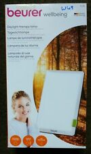 BEURER TL30 ULTRA PORTABLE DAYLIGHT THERAPY LAMP SAD LIGHT, WHITE