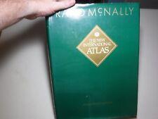 The New International Atlas- Anniversary Edition, Rand McNally, 1991, Maps