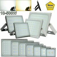 10-100W Led Flood Light Fixtures Spotlight Wall Lamp Outdoor Security Fixture
