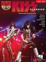 Guitar Play-Along: Kiss: Volume 168 by Hal Leonard Corporation (Mixed media...