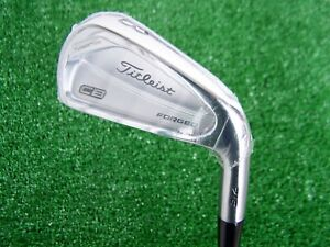 Titleist Golf 716 CB Forged 21 Degree 3 Iron Steel S300 AMT Stiff Flex Shaft NEW