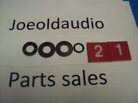 Garrard 40MKii Original Spindle Bearings. Tested. Parting out Garrard 40MKii.