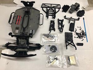 Traxxas 1/10 Slash Full Plastic Part Set w/ Gear Box & Hardware 5822 3691A