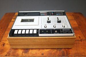Amstrad Cassette Deck Model 7000 Tape Player Recorder Vintage 1970s Hi Fi