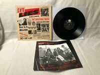 1988 Guns N' Roses ‎G N' R Lies LP Geffen Records WX 218 VG/VG Album Vinyl