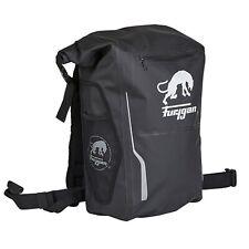 Furygan Abyss Rucksack Backpack Sac Motorcycle Bike Luggage Black 20 Litres