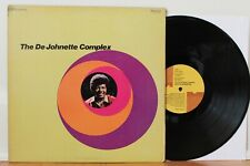 "Jack DeJohnette LP ""DeJohnette Complex"" ~ Milestone Orig 1969 ~ Bennie Maupin"