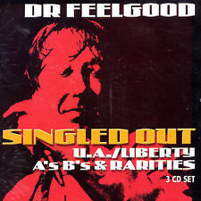 DR. FEELGOOD - Singled Out: The UA/Liberty A's B's & Rarities (3 CDs, 2001, EMI)