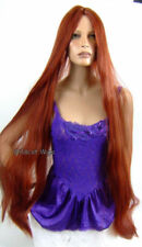 Godiva / Witch / Costume Wig 004 - Fox Red! *