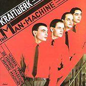 Kraftwerk - Man-Machine - CD - Capitol Records - 7243 5 81686 2 4 - Made in EU