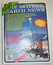 The Mother Earth News Magazine Flying Ozone Ranch's Skyway August 1978 020515R