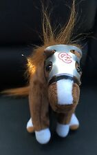 California Chrome Plush Toy ~SGA~Los Alamitos Racetrack Victor Espinoza SOLD-OUT