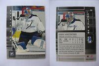 2001-02 BaP Memorabilla #391 Konstantinov Evgeny  RC  lightnings Rookie RARE