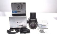 Hasselblad 500 cm + Carl Zeiss Planar 80 mm f/2, 8 CF T * + rivista 12 TOP Condition!!!
