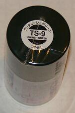 Tamiya TS-9 British Green Acrylic Spray Can 3oz 100ml Paint # 85009