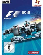 F1 2012 STEAM PC Key Download Code Neu Blitzversand