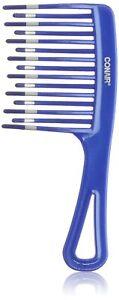 Conair Detanling Comb, Style & Detangle ASST Colors #14415Z Pack of 2