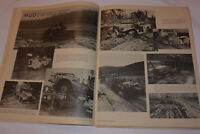 VTG 1945 WWII AMMO/WEAPONS TRANSPORT MILITARY MAGAZINE! VICTORY ISSUE! 100s PICS